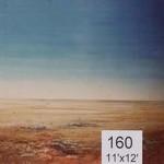 Backdrop 160 Flat Sand Desert 11'X12'